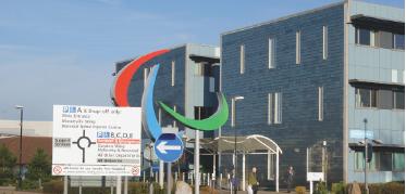 Stoke Mandeville Hospital